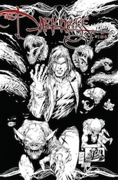 The Darkness #108 cover