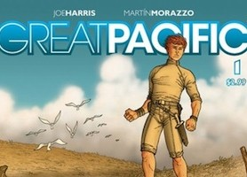 "Review of ""Great Pacific #1"" from Image Comics rating 8/10"