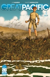 Great Pacific #1 Cover