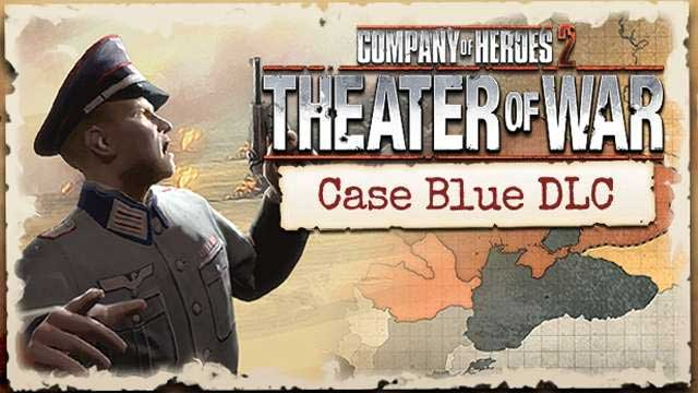 Coh 2 Case Blue : Company of heroes u theater of war dlc and new maps