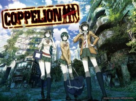Anime SciFi Action Series COPPELION Debuts October 2nd