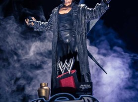 McFarlane Toys Reveals New WWE ICON SERIES Undertaker Statue
