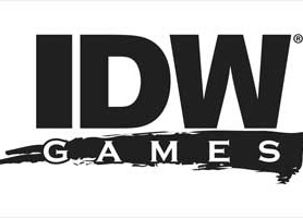 IDW opens new division: introducing IDW Games