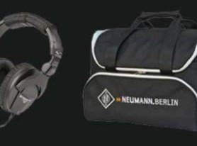 Neumann Announces Special Offers on Microphone, Monitor Purchases