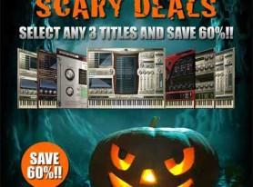 Scary Deals at Soundsonline.com – 60% off EASTWEST/Quantum Leap titles