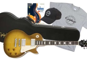 Epiphone Announces Rocksmith® 2014 Epiphone Giveaway Sweepstakes