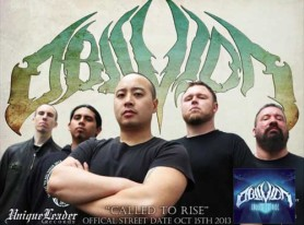 OBLIVION: Called To Rise Streaming In Its Entirety