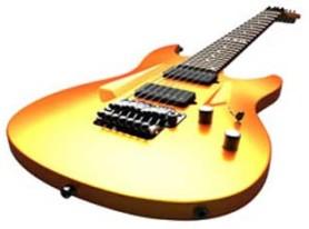 Aristides Unveils Seven String Guitar Made of Arium
