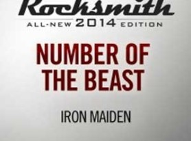 iron Maiden DLC pack now available for Ubisoft's Rocksmith 2014 edition