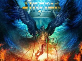 Stryper ascends from the ashes with No More Hell to Pay in-stores this week