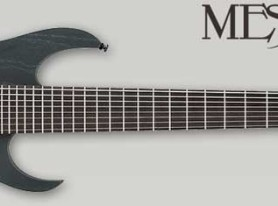 New Meshuggah M80M guitar from Ibanez