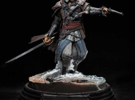 Assassin's Creed® IV Black Flag™ Edward Kenway Statue