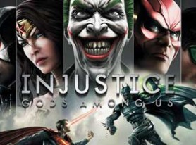 Injustice: Gods Among Us Mobile Launches New Playable Characters