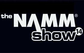 Winter NAMM Show coming January 23-26, 2014