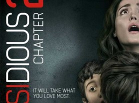 Movie Review: Insidious 2
