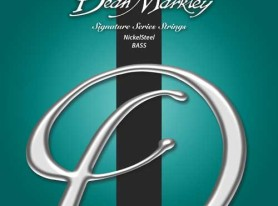 Dean Markley Releases New Signature Series Strings for Bass Guitar