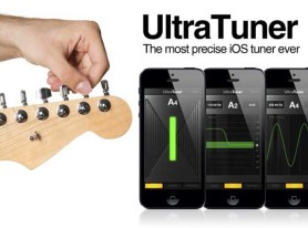IK Multimedia releases UltraTuner for iPhone, iPad, iTouch