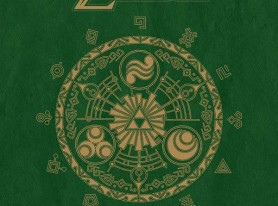 THE LEGEND OF ZELDA: HYRULE HISTORIA is tops for 2013