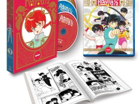 Restored Classic RANMA 1/2 Anime Series Coming Soon to Blu-ray/DVD