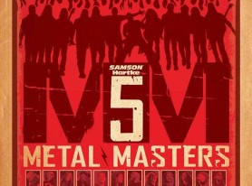 TESTAMENT Vocalist Chuck Billy Added to Metal Masters 5