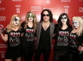 Paul Stanley Launches Global KISS Partnership