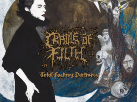 CRADLE OF FILTH 'Total Fucking Darkness' to be released on vinyl