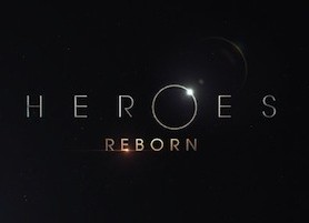 HEROES REBORN Coming to NBC in 2015