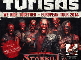 TURISAS – 2014 Stuttgart Germany concert review by Don S.