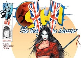 Billy Tucci Celebrates 20 Years of Shi with LSCC Exclusives