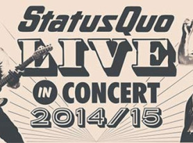 Status Quo – the Frantic Four concert review from Germany