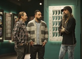 "Rob Zombie To Guest Star on ""Ink Master"" with Dave Navarro on 4/15"