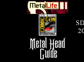 Comic Con Guide – For Metal Heads – 2014 Edition