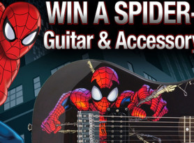 Peavey Electronics® Launches Spider-Man™ Guitar Giveaway