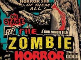 Rob Zombie 'The Zombie Horror Picture Show Challenge'
