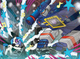 IDW Rolls Out To BOTCON