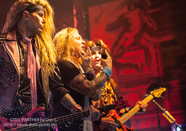 steel panther by don s – lka-2014-2-2136