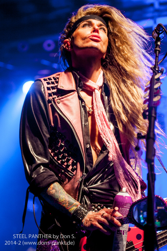 steel panther by don s – lka-2014-2-2195