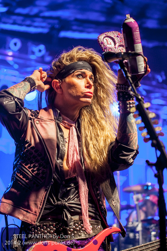 steel panther by don s – lka-2014-2-2200