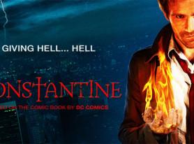 "New Photography of Matt Ryan of NBC's ""Constantine"" at San Diego Comic-Con"