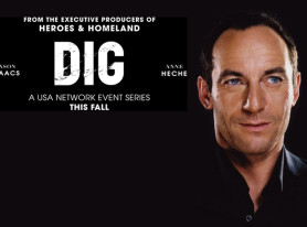 USA & Universal Cable Productions Unearth 'DIG' with Comic-Con Panel