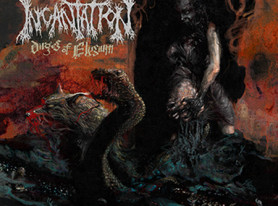 INCANTATION To Tour With BOLT THROWER