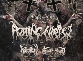 BELPHEGOR Announces North American Headlining Tour