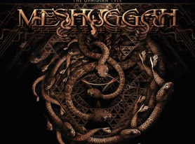 MESHUGGAH New Live Dvd Blu-Ray Details Revealed