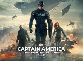 Movie Review: Captain America The Winter Soldier