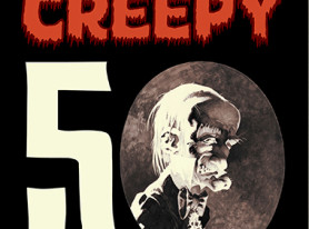 Creepy: Celebrating 50 Years Of The Finest In Illustrated Horror