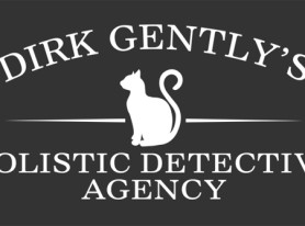 IDW & Ideate Media To Bring Douglas Adams' Dirk Gently's Holistic Detective Agency To TV