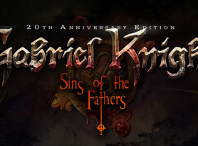 Gabriel Knight: Sins of the Fathers Coming to iPad and Android Tablets on July 23rd