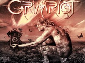 GRIMRIOT Release Debut Album 'Under Red Stars'