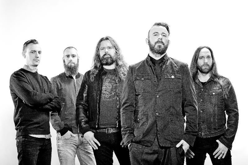 In Flames Announce December 2014 'Communion of Sirens' Tour With Opeth |  Metal Life Magazine