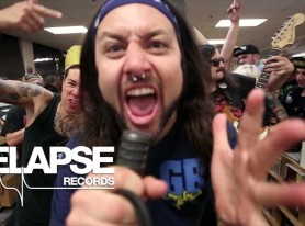 IRON REAGAN Reveal 'Flash Mosh' Music Video